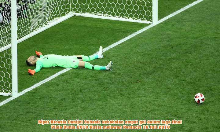 Perancis Juara Piala Dunia Lagi