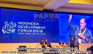 Wakil Gubernur Papua Barat Angkat Ironi Tanah Papua
