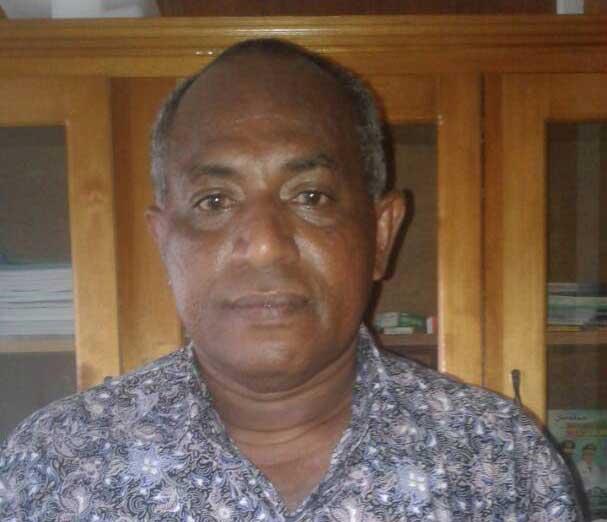 Kepala Dinas Dukcapil Teluk Wondama, Edison Kabiay.