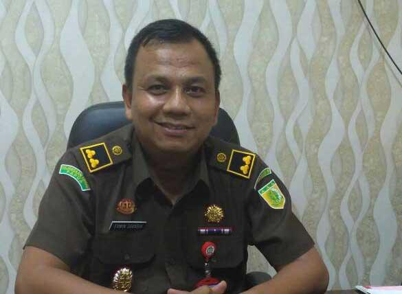 Kasi Pidsus Kejari Manokwari, Erwin Saragih