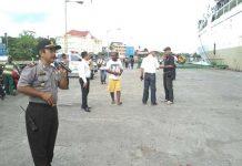 Kasat Binmas Polres Manokwari IPTU Subiyanto