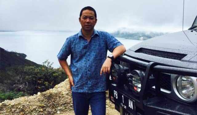 Ketua KKSS Papua Barat Haji Nurjaya