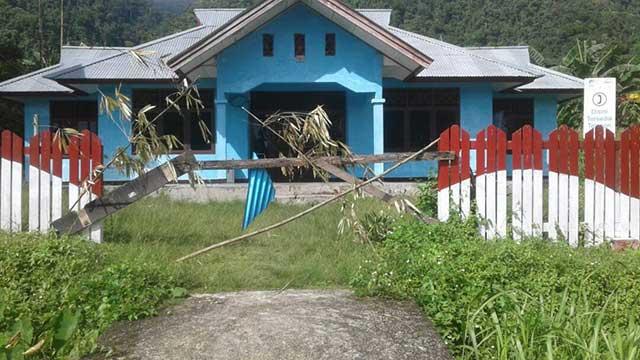 kantor kampung Iryati