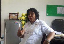 Plt. Kepala Dinas Pemberdayaan Perempuan dan Perlindungan Anak Kabupaten Kaimana, Joice Tuanakota