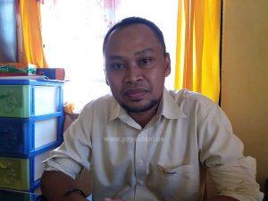 Kepala Bulog Kantor Seksi Logistik Teminabuan, Inung Tri Afandi.