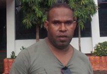 Mudasir Bogra Ketua Forum Komunikasi Aparatur Peduli Kaimana.