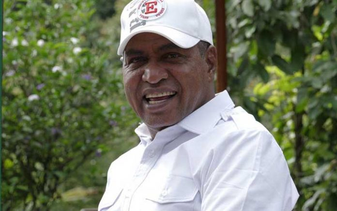 Wakil Gubernur Papua Barat Mohamad Lakotani