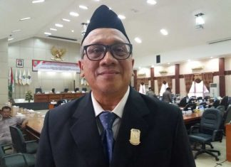 Eko Tavip Maryanto, anggota DPR Papua Barat dari PAN.