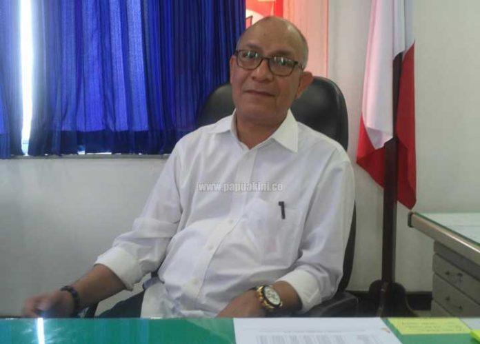 Kepala Cabang PT. Pelni Manokwari, Arief Saleh.