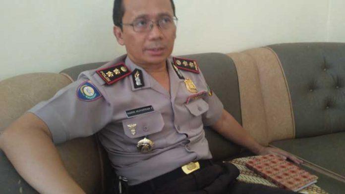 Dirbinmas Polda Papua Barat, AKBP Harry Muharam.