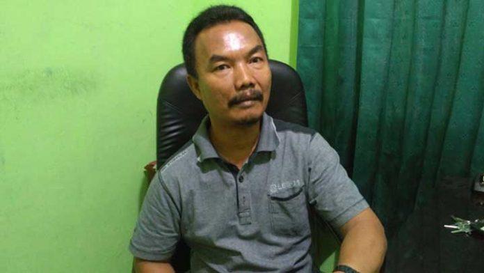 Kasat Narkoba Polres Manokwari, IPTU Jamhari.