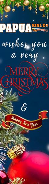 Ucapan Natal www.papuakini.co