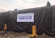 Persiapan peresmian PLTMG MPP Kalibobo Nabire 20 MW. (foto: ist/Schneider Electric)