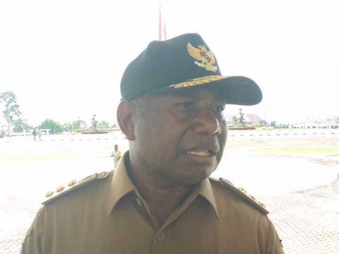 Gubernur Perintahkan OPD Tak Buat Kegiatan di Luar Manokwari