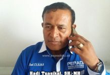 Kuasa Hukum Monang Sitorus, Hadi Tuasikal, SH, MH.
