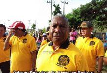 Gubernur Papua Barat Prihatin Tapi Tak Bawa ke Ranah Hukum