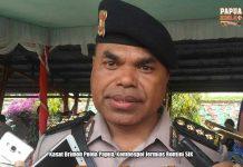 BKO 1 SSK Brimob Polda PB Antisipasi Pilkada Papua