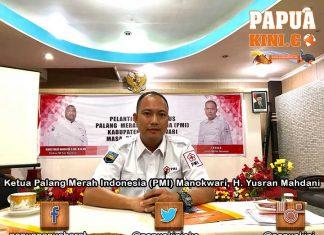 PMI Manokwari Minta Bantuan Ambulance