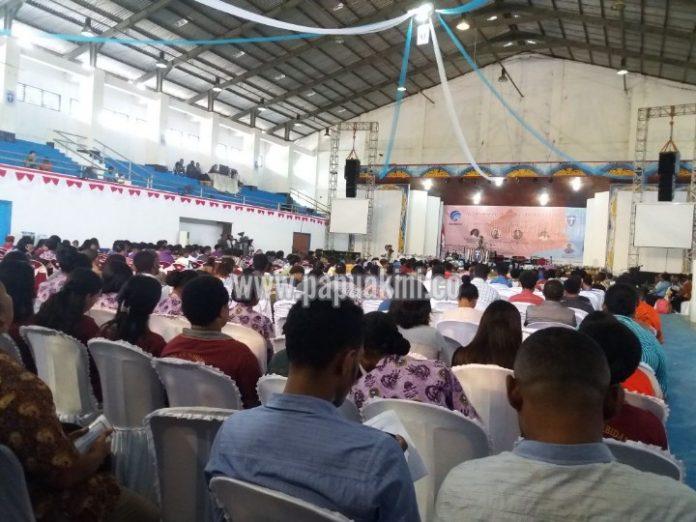 Gubernur Mandacan: Peringatan Paskah Jangan Hanya Seremonial