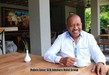 Tangan Dingin Ruben Amor, CEO Adonara Hotel Group