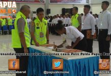 Polda PB Pertegas Penerima Polisi 'Betah' Bebas KKN