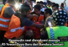 Penumpang Meninggal, Sriwijaya Air Balik ke Jayapura