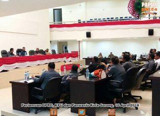 Dapil I Kota Sorong Jadi 11 Kursi, Legislator Tanyakan Alasan