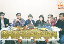 Tiga Wewene Jadi Nahkoda Paskah dan HUT Kerukunan Keluarga Kawanua