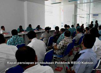 Pemkab Sorong Genjot Pembukaan Poliklinik RSUD Sorong