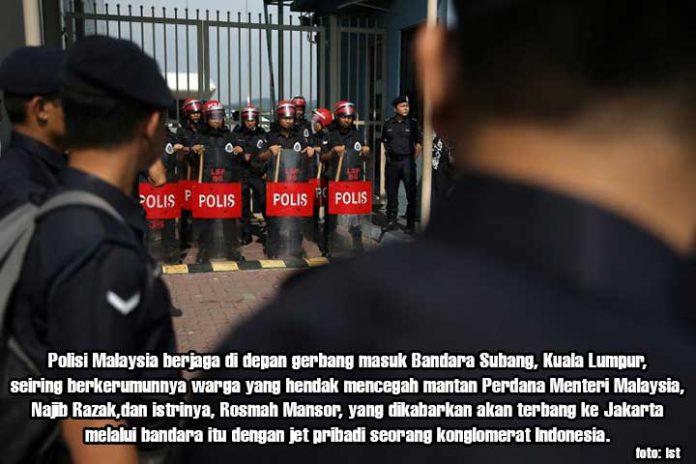 Diduga Korupsi 23,7 Triliun, Mantan PM Malaysia Dikabarkan Hendak 'Kabur' ke Jakarta