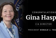 CIA Kini Dipimpin Perempuan