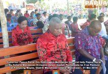 Gubernur ingatkan Kadistrik Kenali Warga Baru