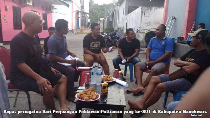KBM Maluku dan Malut Peringati Hari Perjuangan Pattimura ke-201