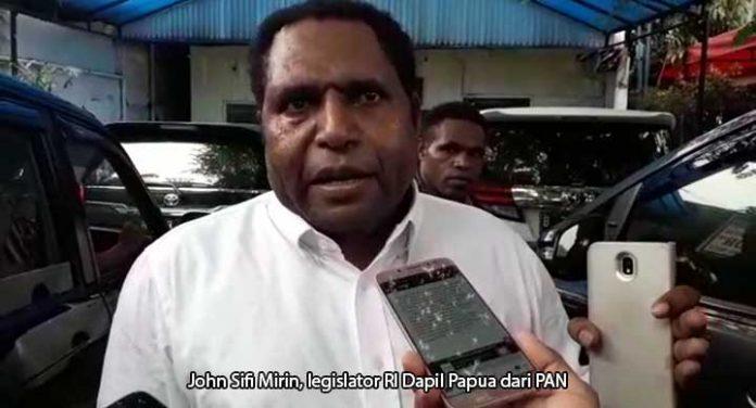 John Siffy Mirin: Banyak Agenda Politik Papua Belum Tuntas