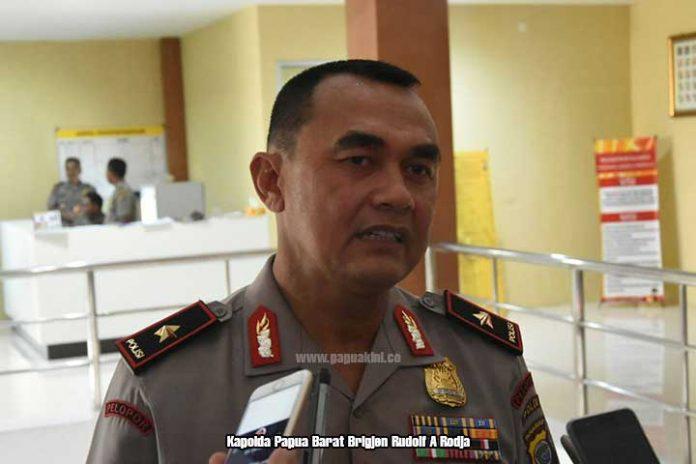 Pasca Bom Gereja Surabaya, Kapolda Papua Barat Minta Warga Tenang