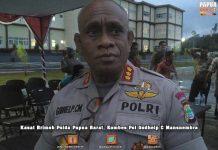 Pergeseran BKO Brimob Polda PB ke Papua Tunggu Perintah