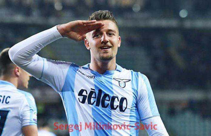MU Tawar Bintang Lazio 1,79 Triliun