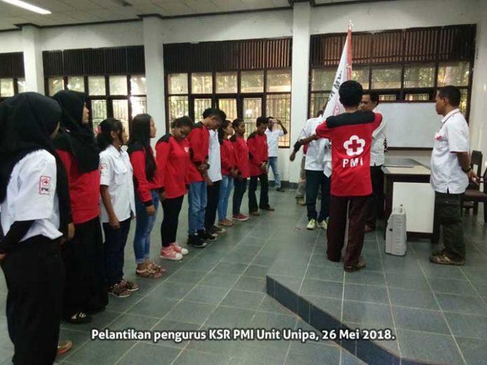 KSR PMI Unit Unipa 2018-2019 Terbentuk