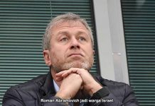 Roman Abramovich Jadi Warga Israel