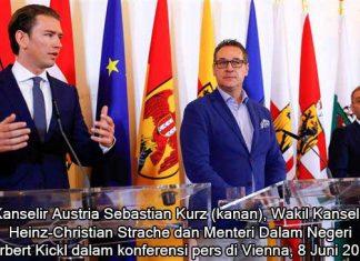Austria Bakal Tutup 7 Masjid dan Usir 60 Imam
