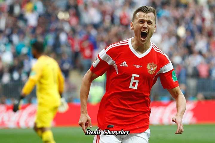 Gunduli Arab Saudi 5-0, Ini 5 Fakta Kemenangan Rusia
