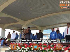 Hari Lahir Pancasila, Gubernur Ingatkan Harmoni dan Persatuan