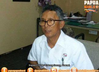 Di Sorong 3462 Tiket Kapal Laut Telah Habis Terjual