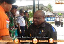 Antisipasi Pilkada, Pejabat Bupati Biak Numfor Imbau Warga Cepat Balik