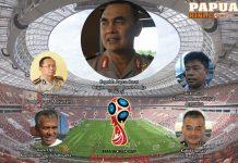 Piala Dunia 2018 Bikin Polda 'Pecah'