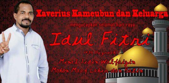 Xaverius-Kameubun
