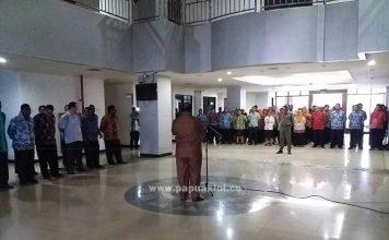 Asyik, Walikota Sorong Beri ASN Dispensasi Masuk Senin