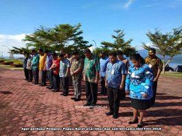 Gubernur Mandacan: Libur Usai, Segera Siapkan Dokumen Lelang