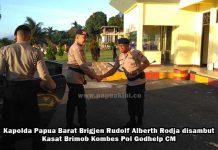 Pengamanan Maybrat Fokus Personil Sorong Raya