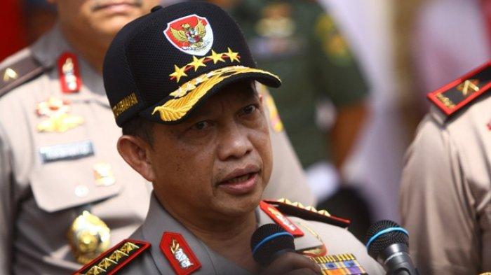 Kapolri Larang Anggota Dokumentasikan Data Pilkada 2018